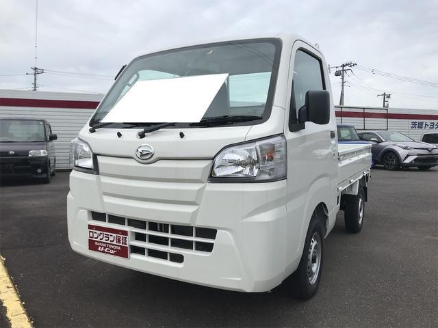 ダイハツ ハイゼットトラック スタンダード 4WD AC AT 修復歴無 軽トラック