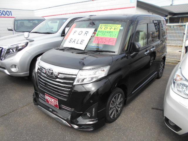 トヨタ カスタムG-T SDナビ TSS ドライブレコーダ