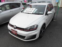 VW ゴルフGTIナビ アルミホイール ETC