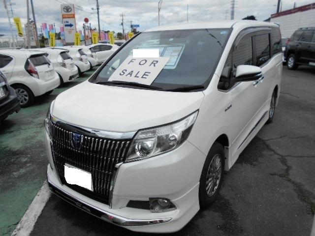 トヨタ Gi メモリーナビ バックモニター ETC アルミ
