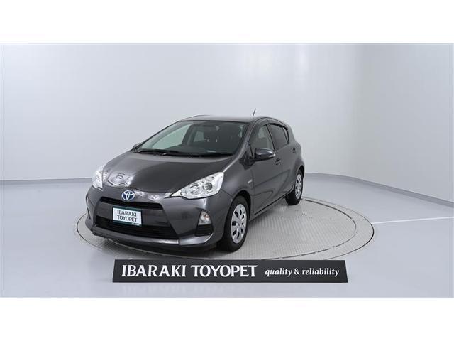 「トヨタ」「アクア」「コンパクトカー」「茨城県」の中古車