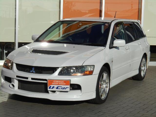 三菱 エボリューションGT 4WD