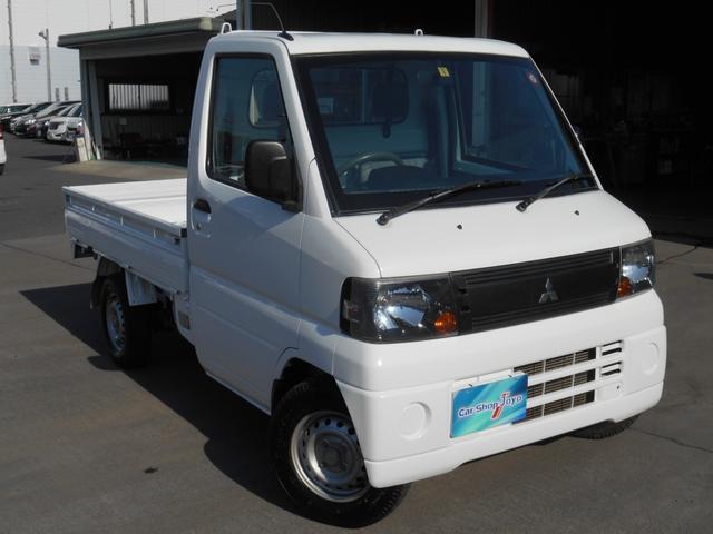 三菱 ダンプ エアコン パワステ エアバック 切替式4WD ダンプ 5速マニュアル