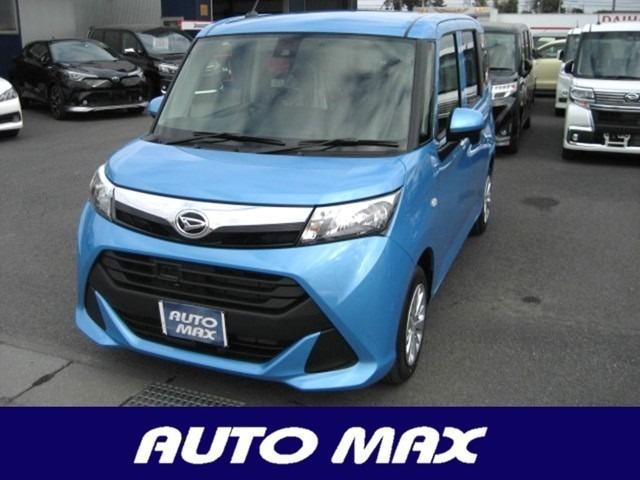 ダイハツ X SAII 届出済未使用車 新車保証継承
