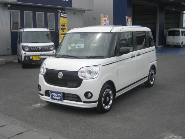 「ダイハツ」「ムーヴキャンバス」「コンパクトカー」「栃木県」の中古車