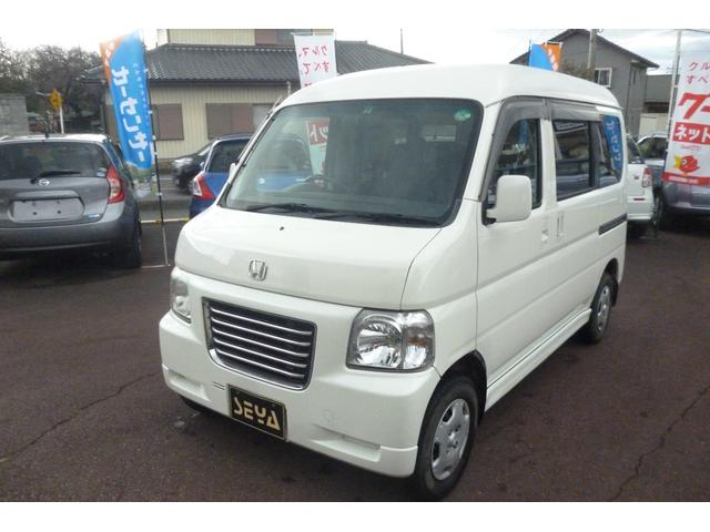 ホンダ L 4WD 社外ナビ ETC キーレス オートマ