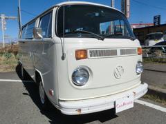 VW タイプIIウエストファリア ツインキャブ AT べバストヒーター