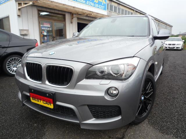BMW xDrive 20i Mスポーツ 4WD