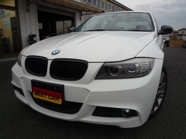 BMW 320i Mスポーツカーボンエディション HDDナビ