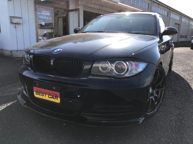BMW 135i クーペ Mスポーツ