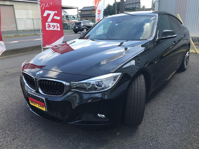 BMW 3シリーズ 335iグランツーリスモ Mスポーツ 純正ナビTV Bカメラ 19AW ワンオーナー