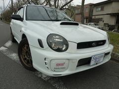 インプレッサWRX STi S202