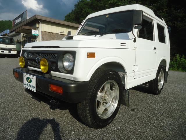 スズキ ジムニー EC パノラミックルーフ 4WD