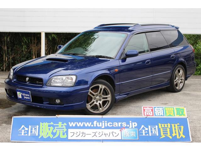 スバル GT-B E-tune 1オーナー 5速 マッキントッシュ