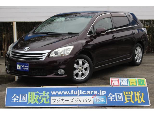 トヨタ エアリアルVセレクション 1オーナー HDDナビ 地デジ