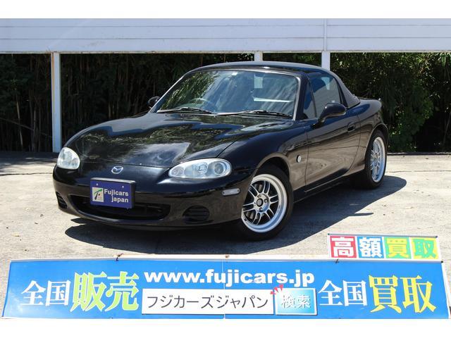 マツダ SP MT 5次元マフラー TEIN車高調 ハードトップ