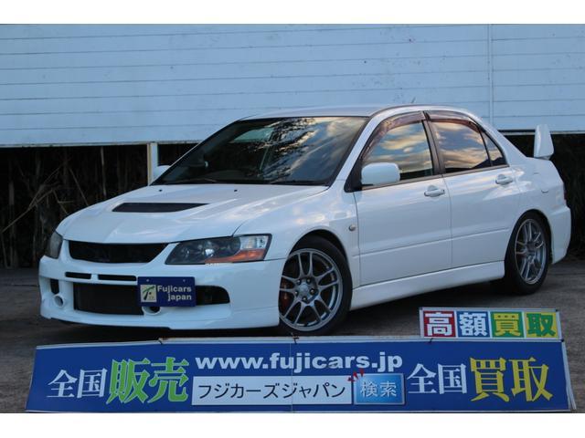 三菱 GSRエボリューションIX HKS車高調 柿本マフラー