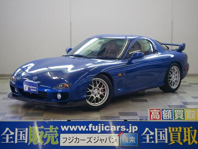 マツダ スピリットR タイプB 1500台限定 BBS製17アルミ