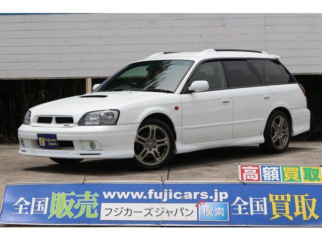 スバル GT-B E-tune ワンオーナー マッキントッシュ