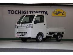 ハイゼットトラック農用スペシャル 4WD マニュアル車 ラジオ