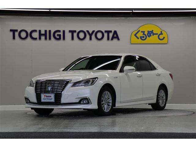 トヨタ ロイヤルサルーン 純正マルチナビ ETC パワーシート