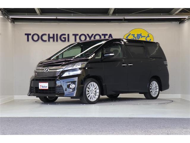 トヨタ 2.4Z 7人乗り バックモニター付純正メモリーナビ ETC