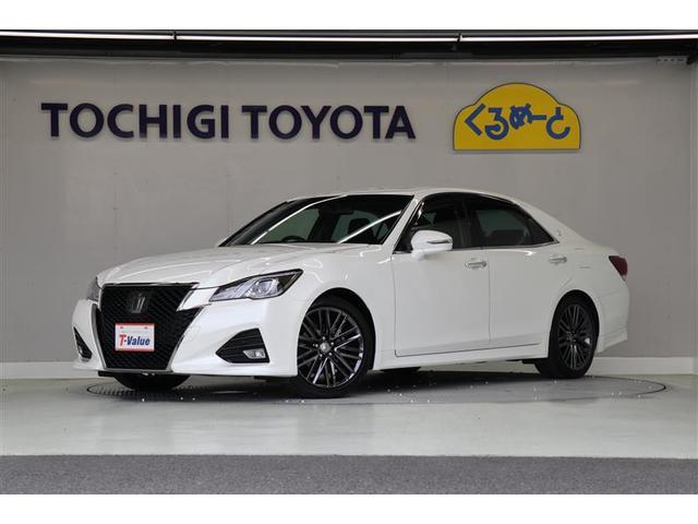 トヨタ アスリートS-T ワンオーナー 純正マルチナビ ETC