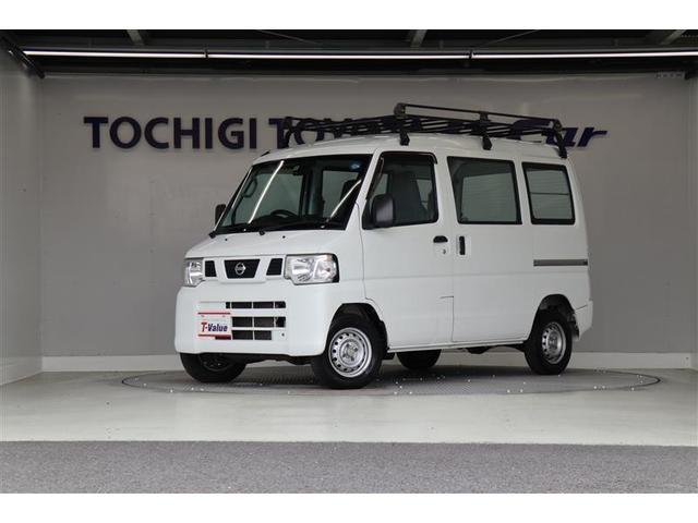 日産 DX マニュアル車・ラジオ