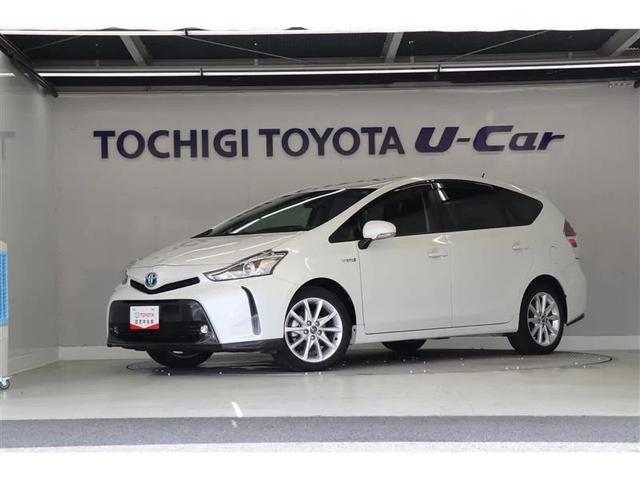 トヨタ Sツーリングセレクション ワンオーナー車 5人乗り ETC