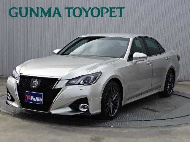 トヨタ アスリートG-T 本革 Pクラ BSM ワンオーナー