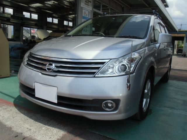 日産 250XL4WD