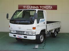 ダイナトラックベースグレード 1.25トン 4WD 5F