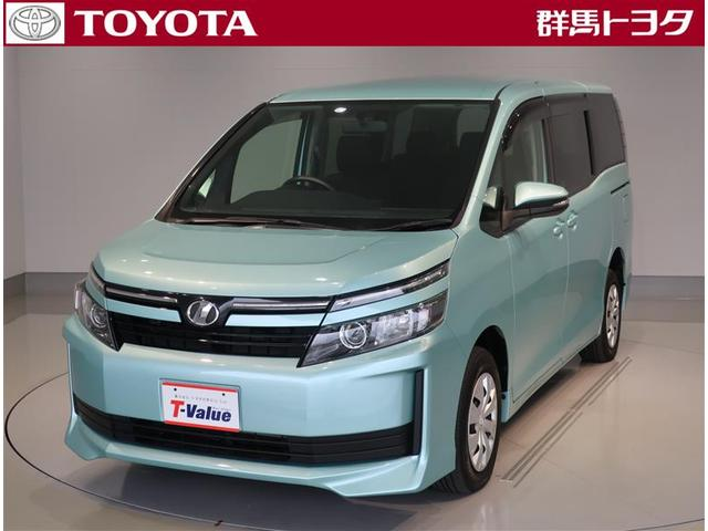 トヨタ X  7人乗り ナビ ETC 4WD