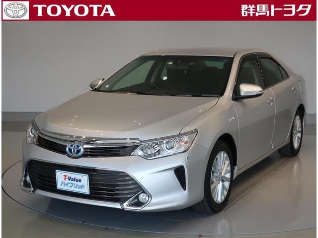 トヨタ カムリ ハイブリッド Gパッケージ SDナビ ETC