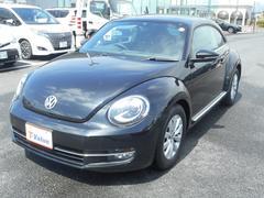 VW ザ・ビートルデザイン 1オーナー・クルコン・ナビ・Bカメラ・ETC