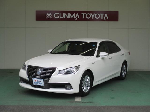 トヨタ ロイヤルサルーン プリクラッシュセーフティー ICS