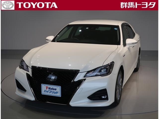 トヨタ アスリートS J-フロンティアLTD フロントプリクラッシュ