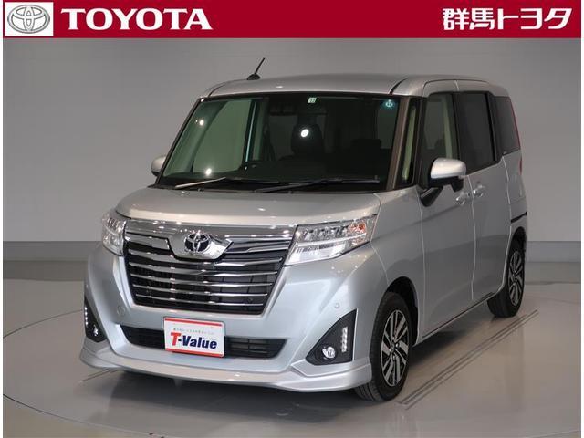 トヨタ ルーミー カスタムG メモリーナビ・ETC・バックモニター・当社社用車