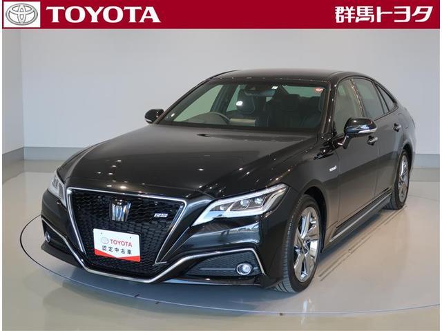 トヨタ RSアドバンス 本革シート・メモリーナビ・ETC・当社社用車