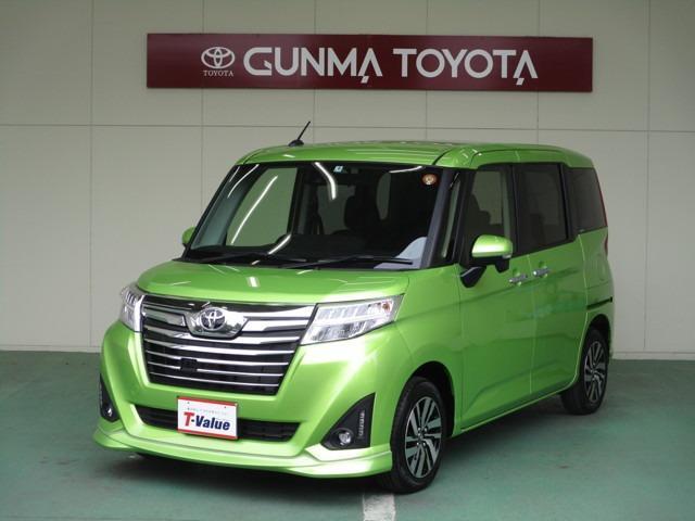 トヨタ カスタムG S 当社試乗車 衝突軽減装置付き車