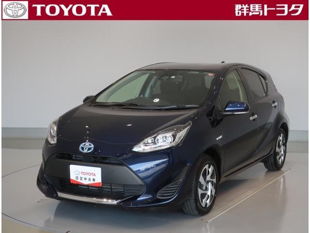 トヨタ TOYOTA認定中古車 当社社用車 LEDヘッドライト
