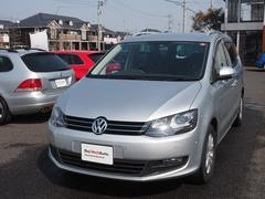 VW シャランTSI コンフォートラインブルーモーションテクノロジ