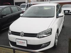 VW ポロTSIコンフォートライン アクティヴ BMT 限定車