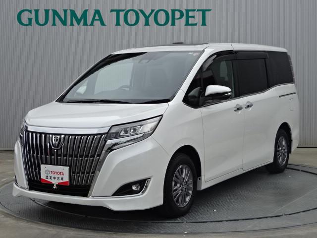 トヨタ Gi プレミアムパッケージ  当社試乗車 サンルーフ ETC