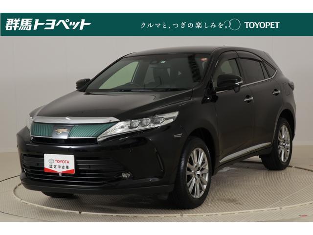 トヨタ ハリアー プレミアム SDナビ バックカメラ LEDヘッドライト ETC ワンオーナー セーフティーセンス
