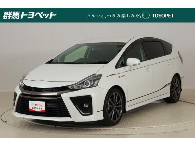 トヨタ Sツーリングセレクション・G's SDナビ バックカメラ LEDヘッドライト スマートキー ETC