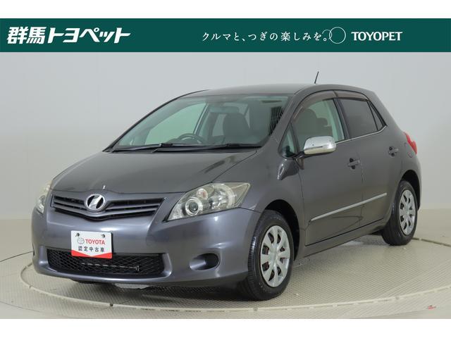 トヨタ オーリス 150X Mプラチナセレクション SDナビ HIDヘッドライト スマートキー ETC