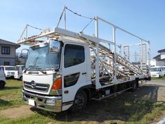 レンジャー6.4L 3台積 積載2300kg リヤエアサス 細谷車体