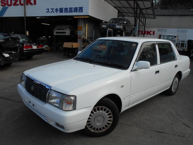 トヨタ デラックス LPガス タクシー LPG 元自家用車