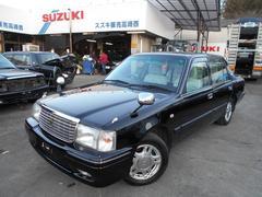 クラウンスーパーサルーン LPガス タクシー LPG
